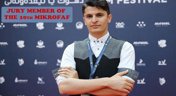 Jury member of 10th Mikrofaf