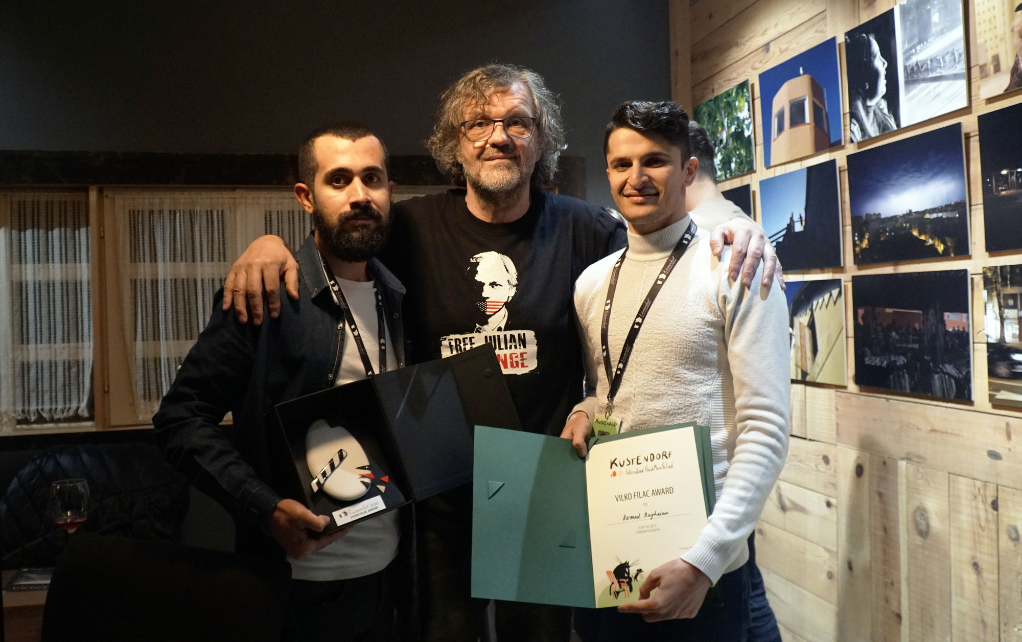 """Vilco Filac Prize Awarded to """"The Other"""""""